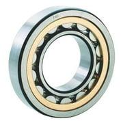 FAG BEARINGS NU216-E-M1-C3 Cylindrical Roller BRG, Bore 80 mm, Brass