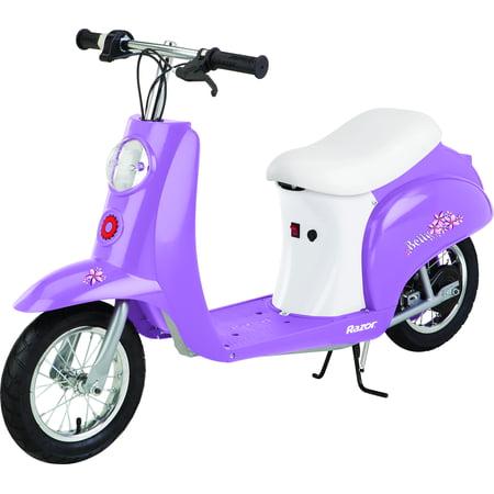 Razor Pocket Mod Betty Electric Scooter - Purple