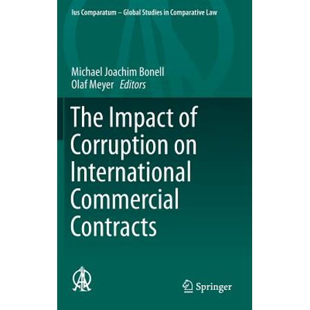 The Impact of Corruption on International Commercial