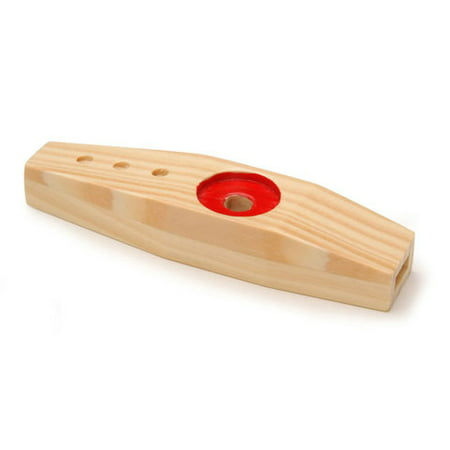 Instrument Wood Kazoo Natural