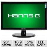 Hannspree HL HL203DPB 20-Inch Screen LED-Lit Monitor