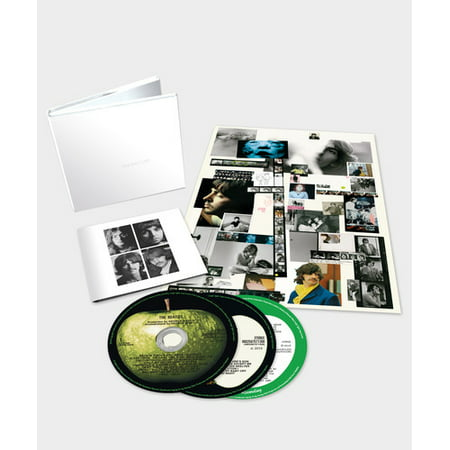 The Beatles (The White Album) (CD) ()