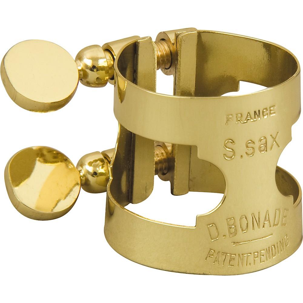 Bonade Soprano Saxophone Ligatures Lacquer Regular Ligature Only by Bonade