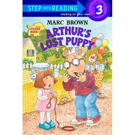 Arthur's Lost Puppy - Arthur's Halloween Books