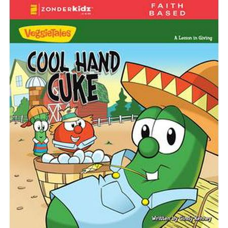 Cool Hand Cuke / VeggieTales - - Veggietales Cucumber