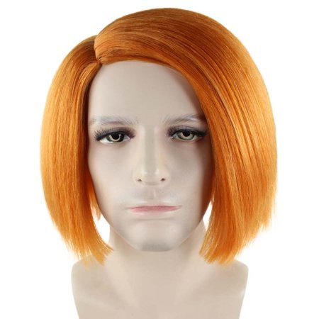 Curse Of Chucky Wig, Red Kids HM-180