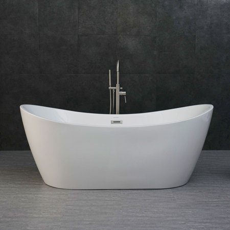 Undermount Soaking Tub - WoodBridge 71