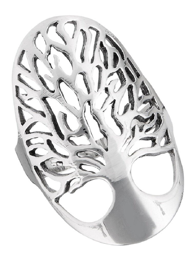New Wide .925 Sterling Silver Filigree Ring Sizes 6-10 Easter Gift
