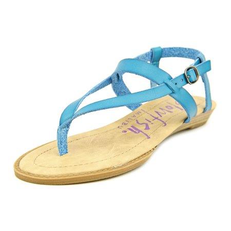 76035ba5a38 Blowfish - Blowfish Berg Women Open Toe Synthetic Thong Sandal - Walmart.com