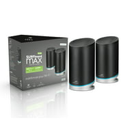 ARRIS SURFboard mAX Plus AX7000 Mesh Tri-Band WiFi 6 Router System. WiFi coverage of up to 6,000 sq ft homes. (W130)