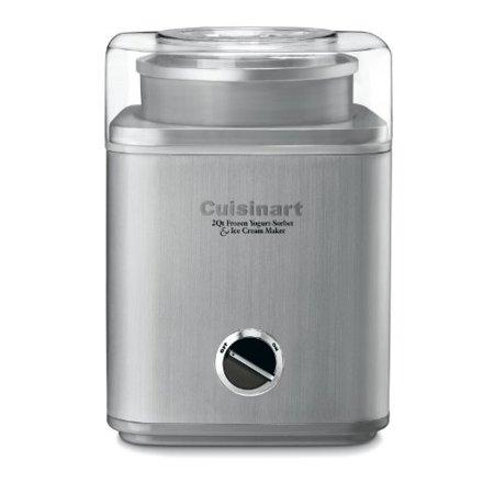 Cuisinart ICE-30BC Pure Indulgence 2-Quart Automatic Frozen Yogurt, Sorbet, and Ice Cream