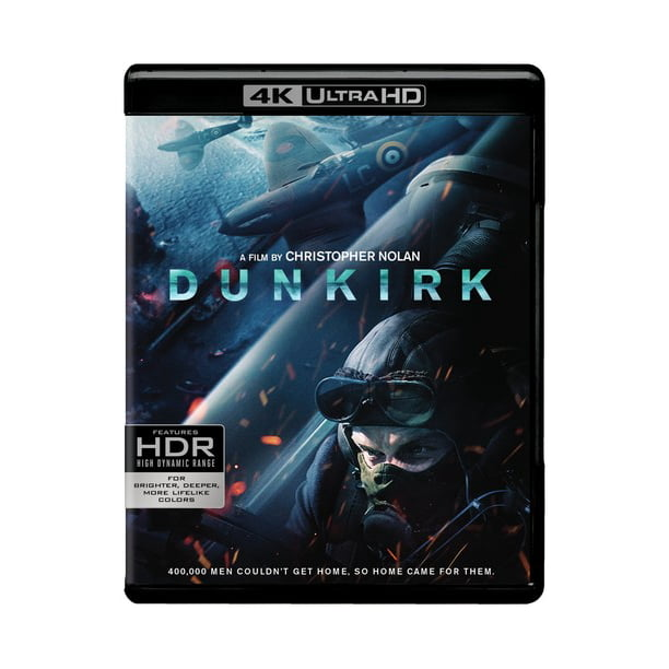 Dunkirk (4K Ultra HD + Blu-ray + Digital Copy)