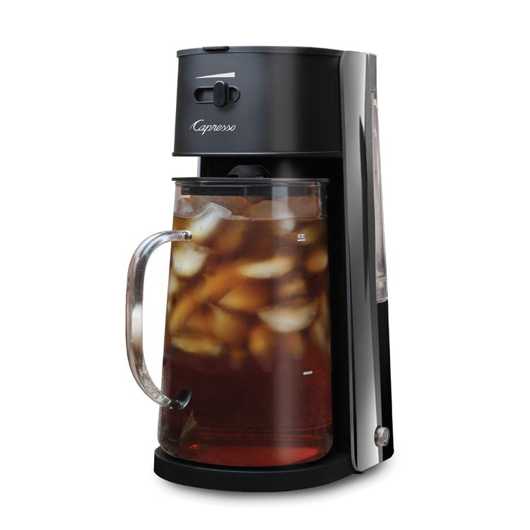 Capresso #624 Ice Tea Maker Black