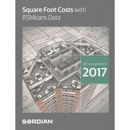 Square Foot Costs with Rsmeans Data