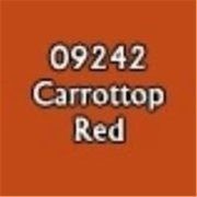 Carrottop Red Acrylic Reaper Master Series Hobby Paint .5oz Dropper Bottle Reaper Miniatures