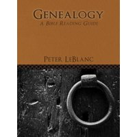 Genealogy : A Bible Reading Guide