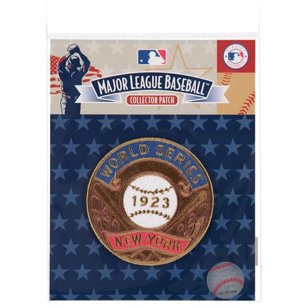 "New York Yankees 4.5"" x 3.5"" 1923 World Series Patch - No Size"