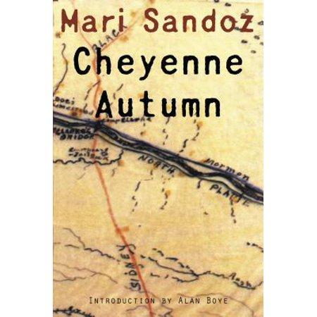 Cheyenne Autumn - eBook](Party America Cheyenne)