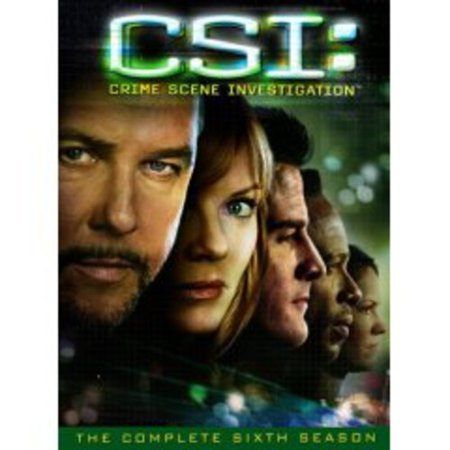 Csi  The Sixth Season