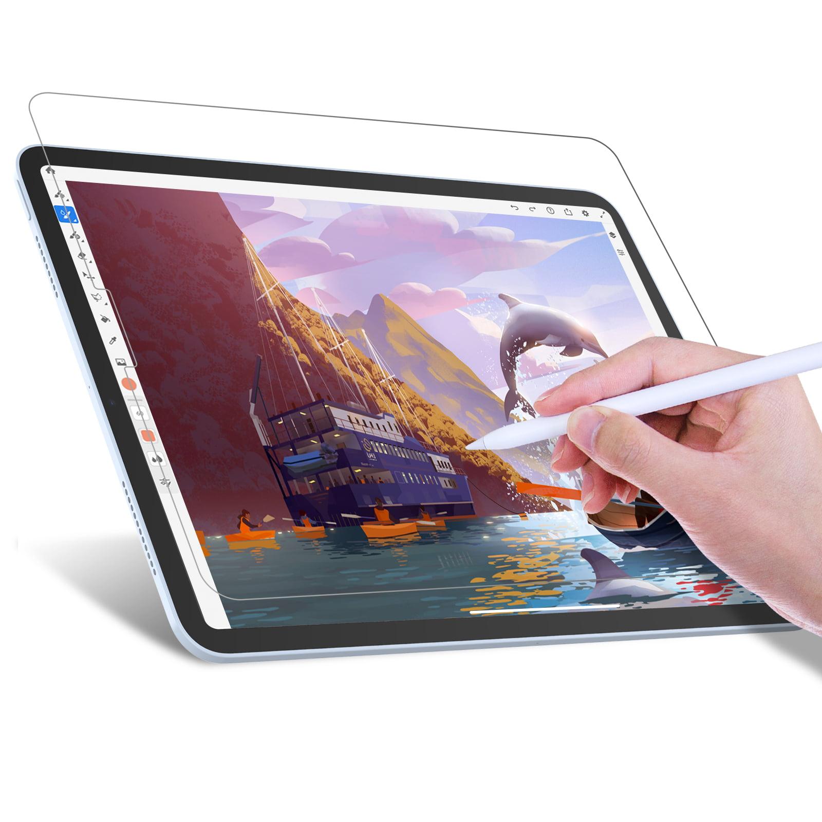 Paperfeel Screen Protector for iPad Air 4 10.9-Inch, iPad ...