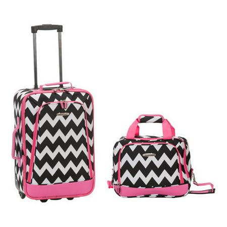 6a883d99c Rockland - Rockland Luggage Rio SoftSide 2-Piece Carry-On Luggage Set -  Walmart.com