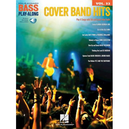 Hal Leonard Cover Band Hits  Bass Play-Along Volume 32  - Audio Online - TAB](This Halloween Tab)