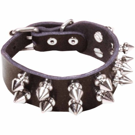Spike Bracelet Adult Halloween Accessory](Spiele Halloween)