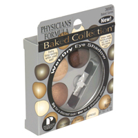 Physicians Formula Baked Collection Wet / Dry Eye Shadow, Baked Sands - 0.07 Oz, 3 Pack