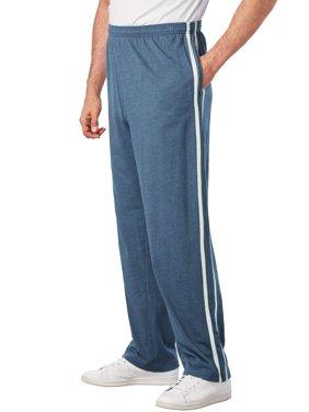 KingSize Men's Big & Tall Striped Lightweight Sweatpants