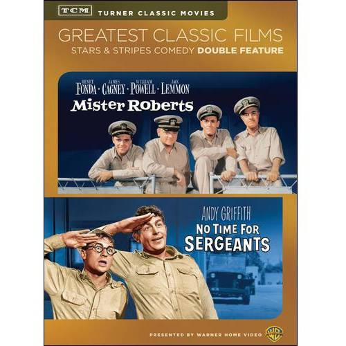Stars And Stripes Comedy Double Feature: Turner Classic Movies: Mister Roberts / No Time For Sergeants