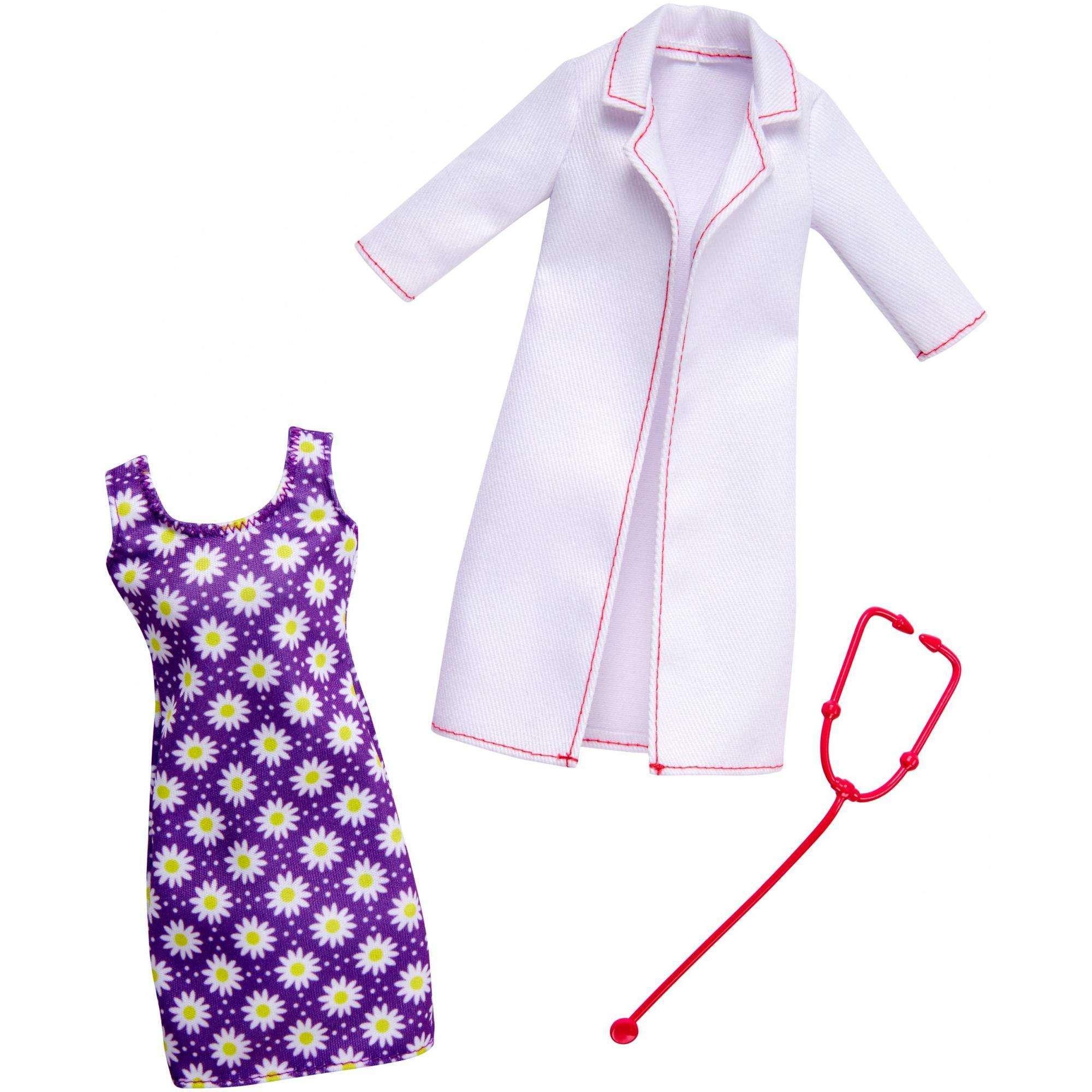 Barbie Career Fashions, Doctor