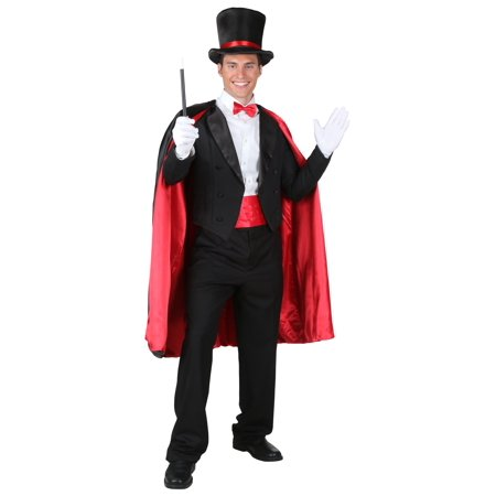 Adult Magic Magician Costume - Magic School Bus Costumes