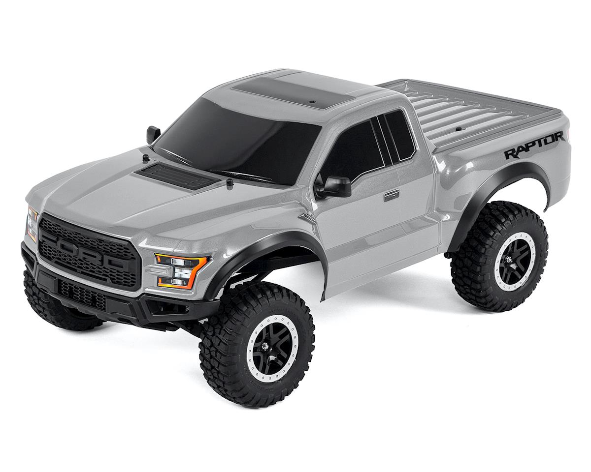 Traxxas 580941T4 2017 2WD Ford Raptor RTR with XL-5, Silver by TRAXXAS