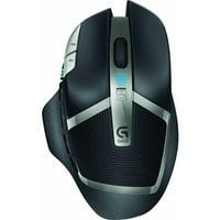 Logitech G602 Wireless Optical Gaming Mouse (Black)