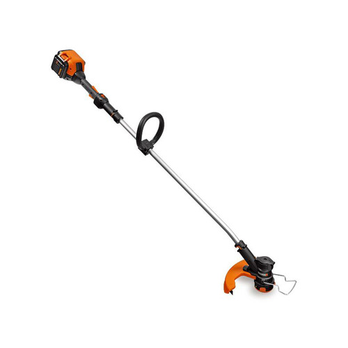 Worx WG168 40V Max Lithium Cordless Grass Trimmer Edger by Grass Trimmers
