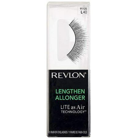 Revlon featherLITE LENGTHEN L40 Eyelashes (91125)