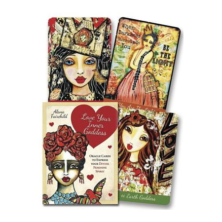 Love Your Inner Goddess Cards : An Oracle to Express Your Divine Feminine Spirit](Roman Goddess Of Love)