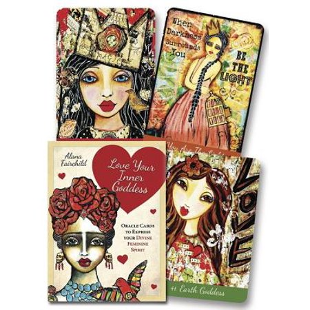 Love Your Inner Goddess Cards : An Oracle to Express Your Divine Feminine Spirit