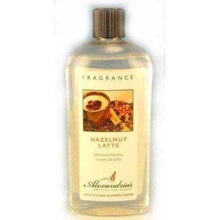 Alexandria Fragrance Lamp Oil Refills - 16oz - HAZELNUT LATTE ()