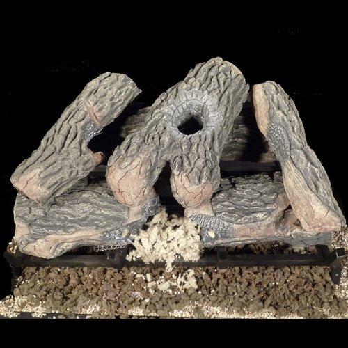 Tretco Kingston Propane Gas Log Kit Vented
