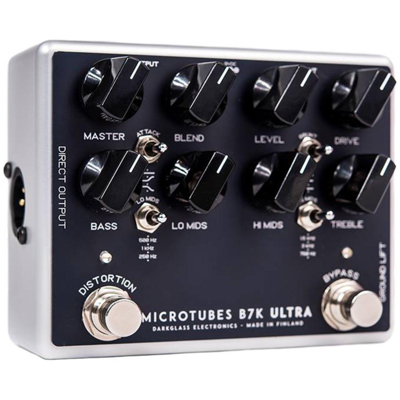 Darkglass Microtubes B7K ULTRA Bass Overdrive Pedal by Darkglass Electronics