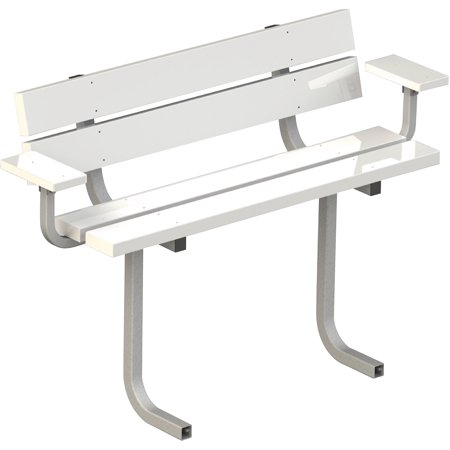 Tie Down Engineering Dock Side Bench Structure