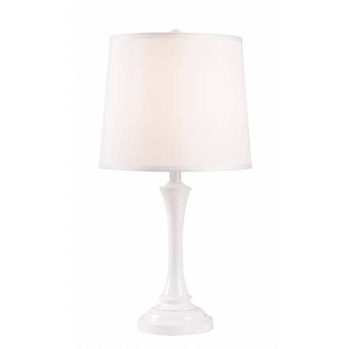 "Kenroy Home 33273 Acacia Single Light 25"" Tall Buffet Table Lamp"