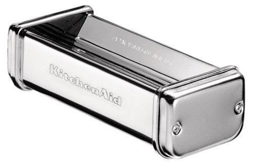 Silver New KitchenAid KPRA FETTUCCINE Pasta Roller Attachment