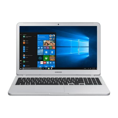 "SAMSUNG Notebook 5, 15.6"" FHD LED, AMD Ryzen 5 2500U, 8GB DDR4 RAM, 1TB HDD, Light Titan - NP550XTA-K01US (Samsung Chromebook 2 Xe503c12)"