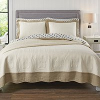 Better Homes & Gardens Solid Border Bedding (King Sham)