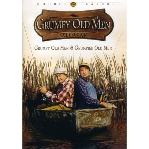 Grumpy Old Men / Grumpier Old Men (Full Frame)
