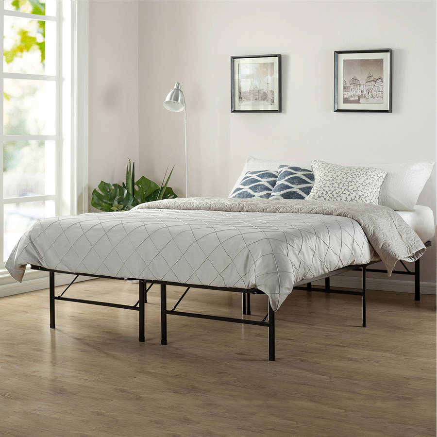 Spa Sensations By Zinus Platform Bed Frame Multiple Sizes