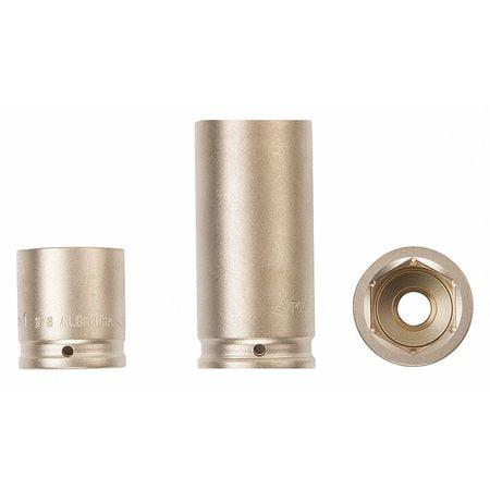 Ampco 3 4 Drive 2 7 16 2 Socket Nickel Aluminum Bronze I 3 4D2
