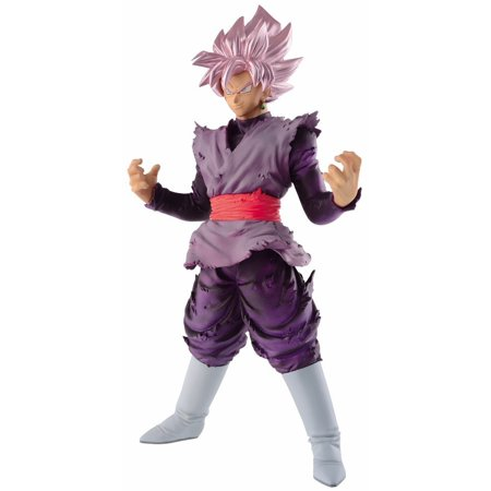 Dragon Ball Blood of Saiyans Goku Black Super Saiyan Rose Collectible PVC Figure